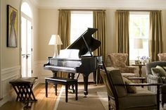 "I'd like to be able to call one room of my future house ""the piano room."""