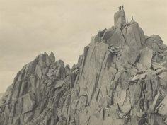 On the Hermit - Ansel Adams