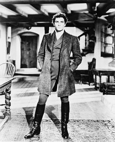 Laurence Olivier as Heathcliff in Wuthering Heights 1939