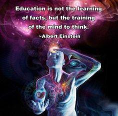 Einstein on Education