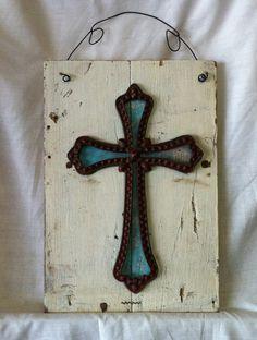 cross plaque . uploaded by user