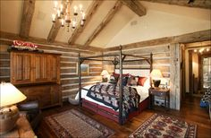 How to achieve a Rustic Cabin feel