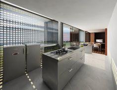 De una casa contemporánea en Brasil. Arquitectura www.yurivital.com