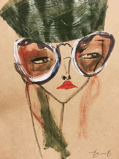 Prada A/W 16 by Blair Breitenstein Available Online Here