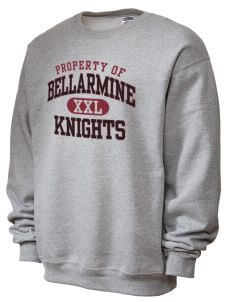 ProSphere Bellarmine University Girls Pullover Hoodie School Spirit Sweatshirt Geometric
