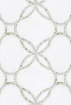 Waverly Mosaic Tile contemporary bathroom tile