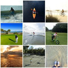 Palmetto Dunes has all of your favorite outdoor activities!