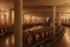 Chateau Cheval Blanc Winer / Christian de Portzamparc