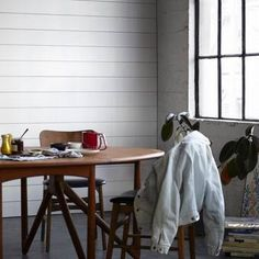 The Best White Paint Colors For Shiplap Stick On Wood Wall, Peel And Stick Wood, Vinyl Wall Panels, Wood Panel Walls, Faux Shiplap, White Shiplap, White Wood, Shiplap Siding, Shiplap Cladding