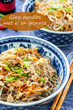 Asian Recipes, Ethnic Recipes, Asian Foods, Food Inspiration, Noodles, Dinner Recipes, Dinner Ideas, Vegetarian Recipes, Lunch