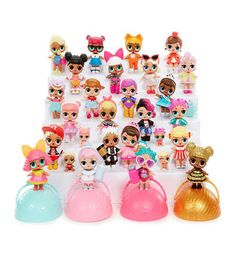 L.O.L Little Outrageous Littles Surprise! Doll (Colors/Styles Vary)