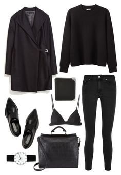 """MINIMAL + CLASSIC: """"⚫️⚫️⚫️"""" by basic-appeal"""