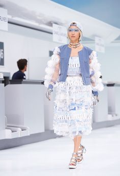 Ready-to-wear - Spring-Summer 2016 - Look 90 - CHANEL