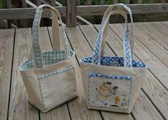 Tote bags by ella
