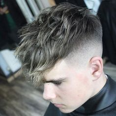 37 Messy Hairstyles For Men Guide) - 37 Messy Hairstyles For Men Guide) Short Messy Hair Fringe – Best Messy Hairstyles For Men: Cool Short, Medium and Long Messy Hair For Guys Mens Messy Hairstyles, Undercut Hairstyles, Haircuts For Men, Short Fringe Hairstyles, Hipster Hairstyles Men, Fashion Hairstyles, Hairstyle Men, School Hairstyles, Short Hairstyles