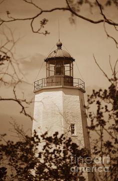 Sandy Hook Lighthouse NJ
