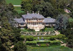 Oprah Winfrey's Estate - OMG.