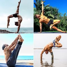 Namaste: 30 Hot Guys Doing Yoga Who Will Transport You to Total Bliss