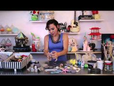 Make your own moulds for cake decorating with Verusca Walker   http://www.learncakedecoratingonline.com/#oid=5_1