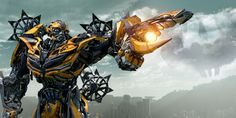 A few new pics from Michael Bay's Transformers: Age of Extinction have been released, showing off updated versions of fan favorites like Optimus Prime and Bumblebee. Transformers 4, Michael Bay, Extinction Movie, July Movies, Family Movie Night, Hd Wallpaper, Wallpapers, Saga, Box Office