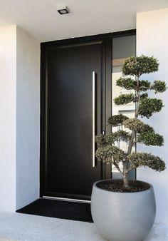 Flush Door | NONAGON.style