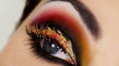 fire make up