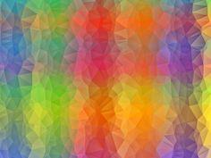 Bunte Dreiecke - Triangles