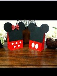 Mickey Mouse traktaties