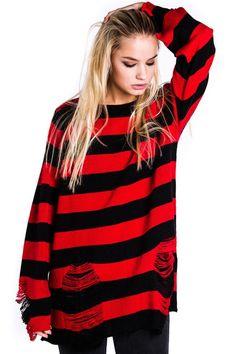 Krueger Knit Sweater [B]