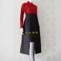 Vogue Fashion, Lolita Fashion, Girl Fashion, Womens Fashion, Fashion Design, Korean Traditional Dress, Traditional Outfits, Dress Outfits, Cool Outfits