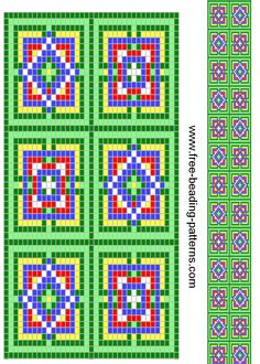 Nother from the Spanish quilt site.