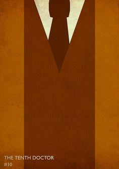Minimalist 'Doctor Who' Posters Travel Across Time and Ties - ComicsAlliance | Comic book culture, news, humor, commentary, and reviews