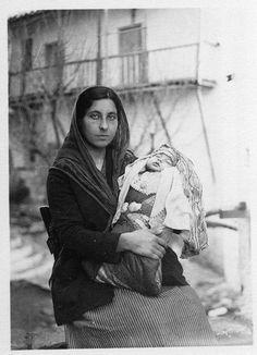 Dorothy Byrr Thomson Γυναίκα στην Σκύρο το 1931