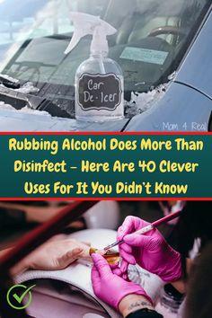 #Rubbing #Alcohol #Disinfect #Clever #Uses Ashtanga Yoga, Rubbing Alcohol, Gel Nails, Glitter Nails, Acrylic Nail Designs, Night Outfits, Hair Highlights, Balayage Hair, Baby Food Recipes