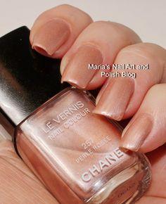 Chanel Perlé Rosée 257