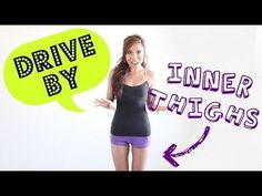 Drive By Inner Thighs Challenge - YouTube