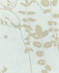 Tapet Salvia Duck Egg/Pewter från Clarissa Hulse