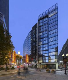 Millennium Place is a 256-unit residential building located in downtown Boston across from the Ritz-Carlton. The 15-story tower includes one-, two-, and thre...