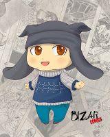 Cafe Maid + Chibis a Pedido   Agrupación Bizar Comics Cafe Maid, Sketches, Illustrations