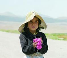 WALA (Dr.Hauschka) Proyecto Rosa en Iran
