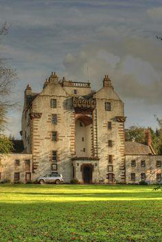 Craigstone Castle, Aberdeenshire, Scotland