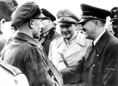 Death of Adolf Hitler - Wikipedia Alfred Jodl, Luftwaffe, Field Marshal, Military History, World War Two, Wwii, Captain Hat, Victorious, Weimar