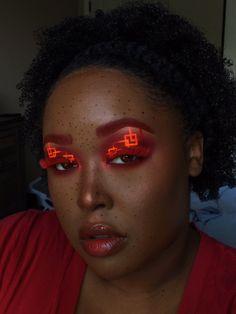 Bold Makeup Looks, Glam Makeup Look, Creative Makeup Looks, Black Girl Makeup, Cute Makeup, Girls Makeup, Gorgeous Makeup, Beauty Makeup, Doll Face Makeup