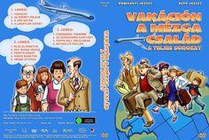 vakáción a Mézga család dvd teljes sorozat