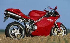 Ducati 748S - | Motorcycle News | Bike News | Motorbike Videos | MCN