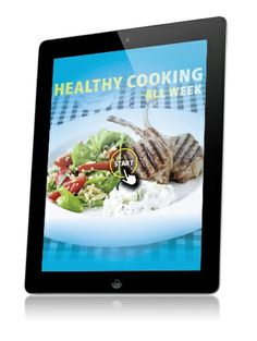 Healty Cooking  all week introduces weekly meal planning with dishes that are easy to make,taste like heaven and will help you towards an efficient and targetedweight loss. All recipes are adapted to your training effort. Whetheryou dont train at all, train moderately or train hard and often, youcan be sure to get a well
