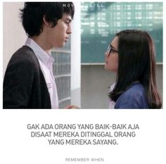 Cinta Quotes, Quotes Indonesia, Movie Quotes, Drama, Film, Couples, Movies, Fictional Characters, 3d