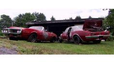 First Two Pontiac Firebirds ever made  - News