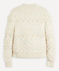 Power Cable Knit Alpaca-Blend Jumper | Liberty Cable Knit Jumper, Cashmere Jumper, High Neck Jumper, Knitted Shawls, Merino Wool, Hand Knitting, Knitwear, Pullover, Sweaters
