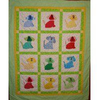 The Best Free Baby Quilt Patterns - So Sew Easy